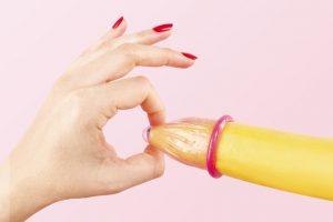 Condones Detectan Enfermedades de Transmisión Sexual