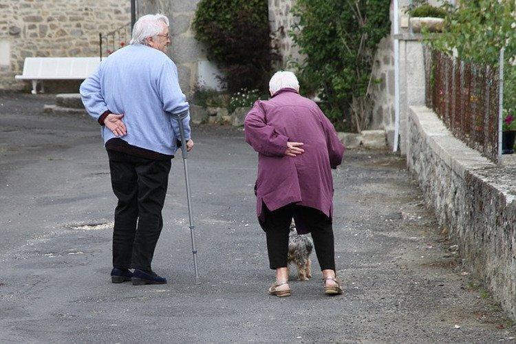Personas mayores considerados frágiles