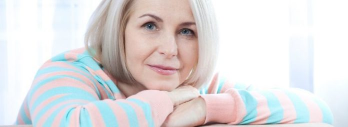Caída del cabello durante la menopausia