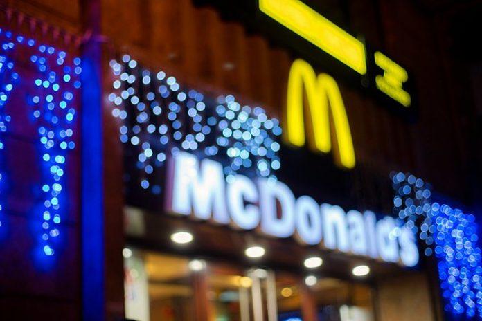 Las comidas de Mac Donalds