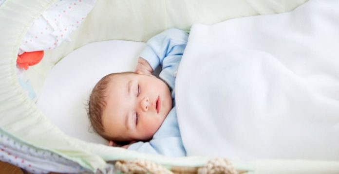 moisés para bebé