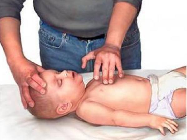 Primeros auxilios para el bebé: Guía ilustrada de reanimación cardiopulmonar