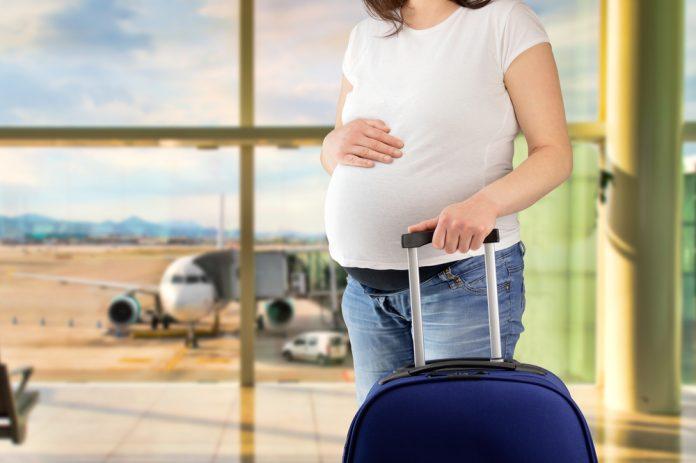 viajar en el embarazo