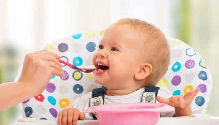 10 Opciones de comida saludable para bebes