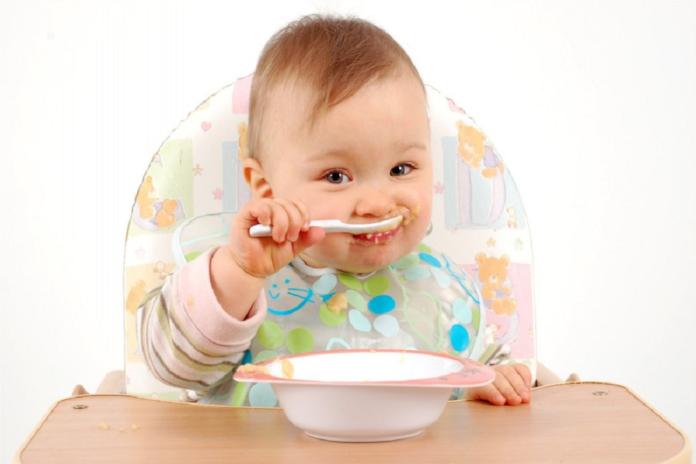 10 Opciones de comida saludable para bebés