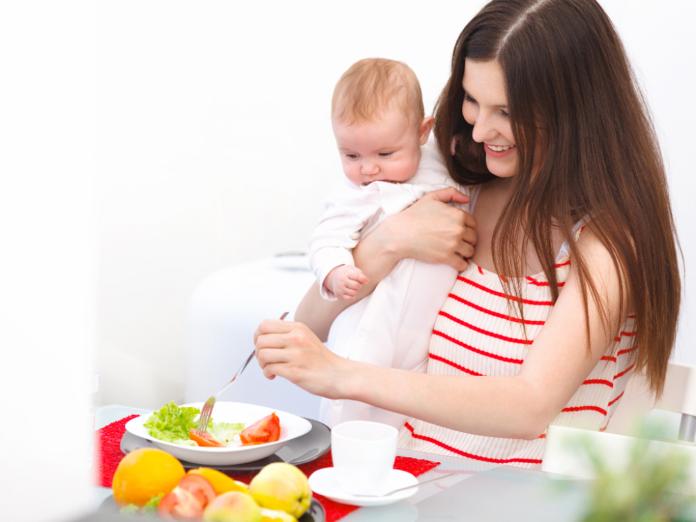 ¿Qué comer durante la lactancia? 11 alimentos recomendables
