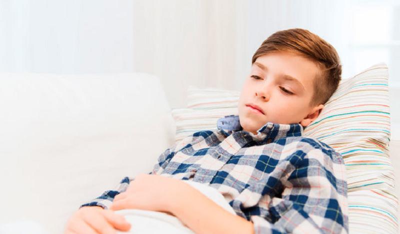 ¿Cuales son los tipos de anemia en niños?