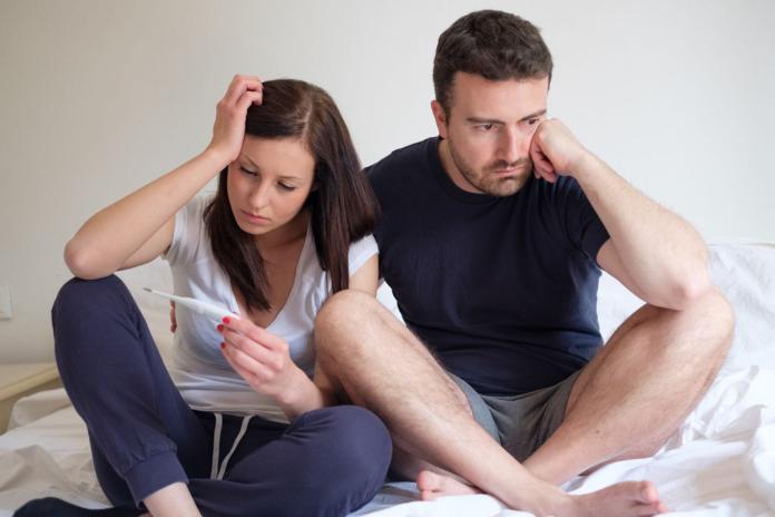 infertilidad en el matrimonio.