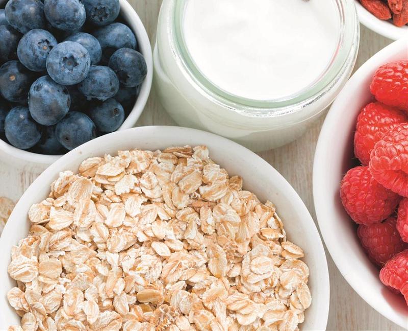 Alimentos que te ayudan a reducir la grasa abdominal