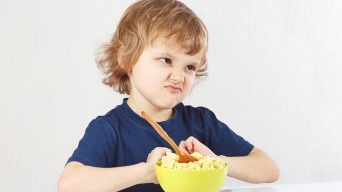 Intolerancia alimentaria en niños