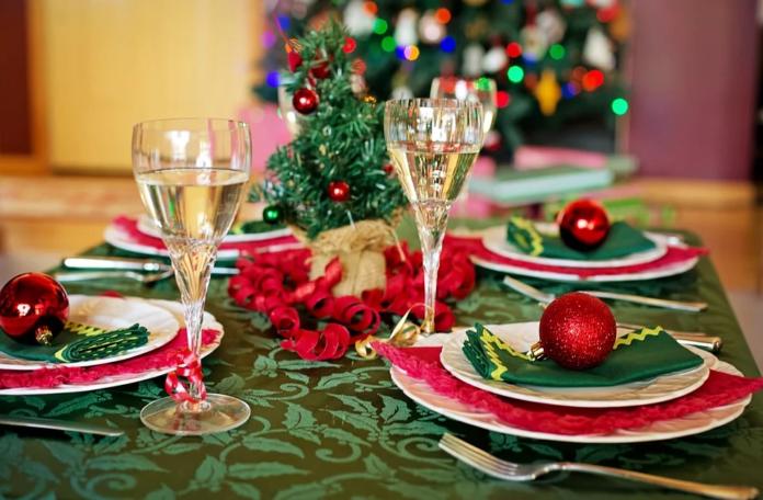recetas saludables para la cena de navidad - Imagen vía: pixabay
