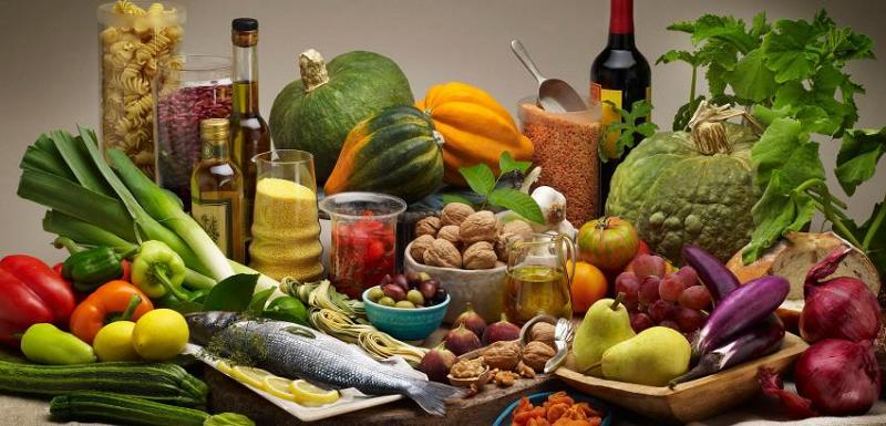 Beneficios para la salud de la dieta mediterránea / Imagen cortesía: excelenciasgourmet.com