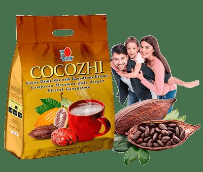 cocozhi DXN con extracto del hongo Ganoderma